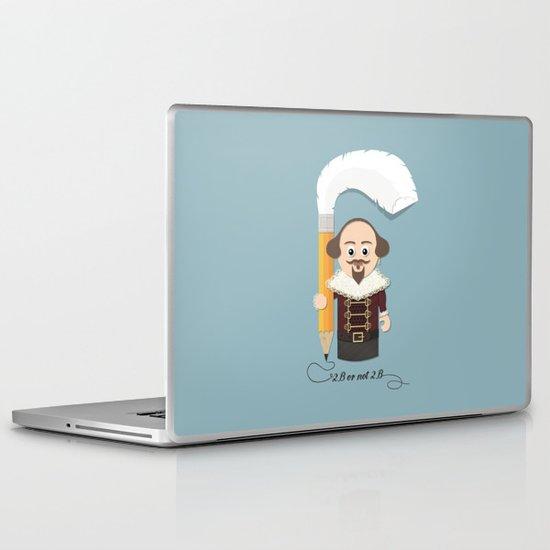 Little Will Laptop & iPad Skin