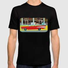 Drive-In Classic Mens Fitted Tee Black SMALL