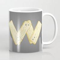 Alphabet W Mug