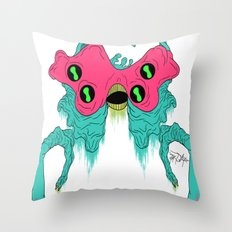 Good Wrinkles  Throw Pillow