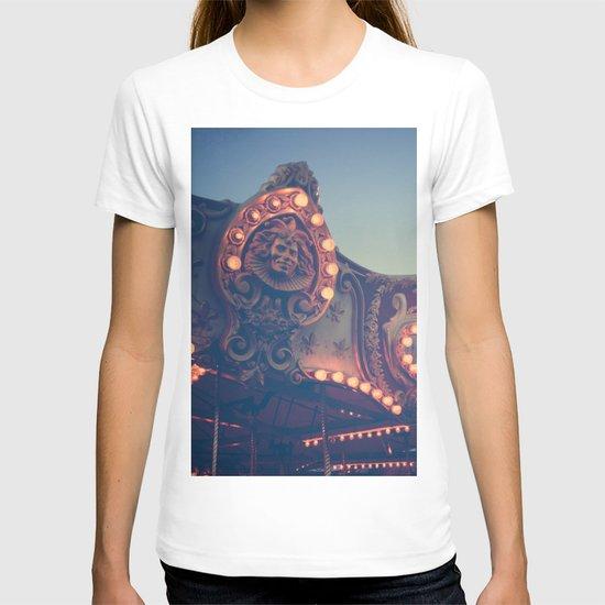 Twilight Carnival Ride T-shirt