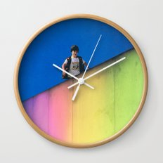 The Popular Condition Wall Clock