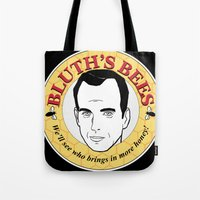 Bluth's Bees Tote Bag