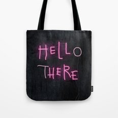 Hell Here Tote Bag