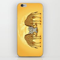 Safari Park iPhone & iPod Skin