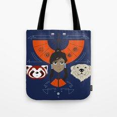 Spirited Avatar Tote Bag