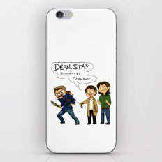 FATHER OF MURDER, JR. iPhone & iPod Skin