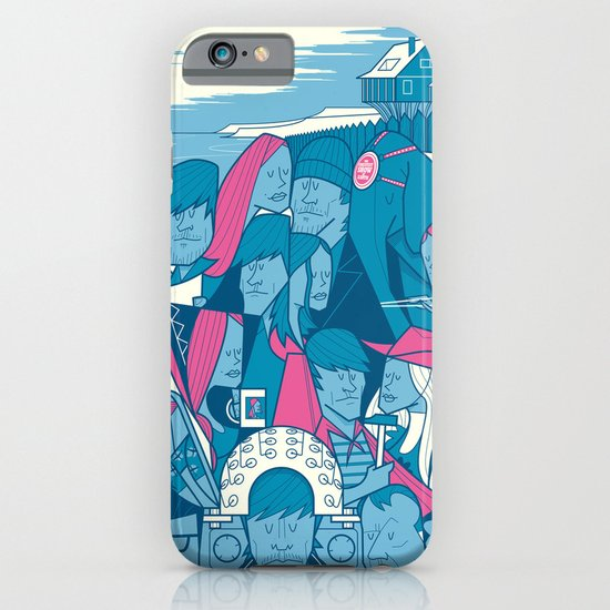 Eternal Sunshine of the Spotless Mind iPhone & iPod Case