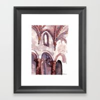 To Hear All The Singing Framed Art Print