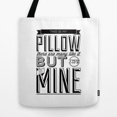 This is mine Tote Bag