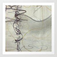Cygnus I Art Print