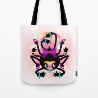 Crafty Spider Tote Bag