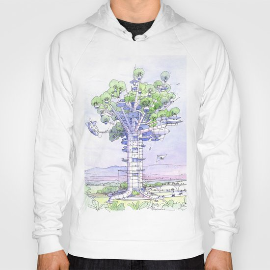 La Citta' albero... Hoody