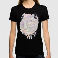 Bone & Beauty Womens Fitted Tee Black SMALL