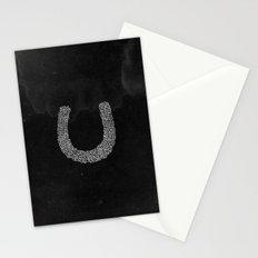 Rose Horse Shoe Stationery Cards