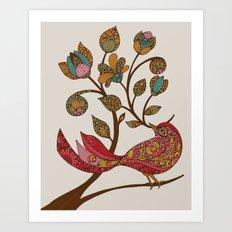Babette Art Print