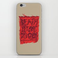 Bushido iPhone & iPod Skin