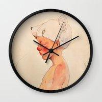 Little dreamer Wall Clock