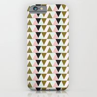 iPhone & iPod Case featuring angled by Morgana Lamson