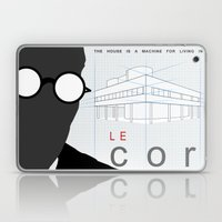 Le Corbusier Laptop & iPad Skin