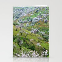 White Fields Stationery Cards