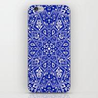 Amirah Blue iPhone & iPod Skin