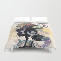 You are Free to Fly Duvet Cover