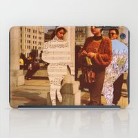 Im lost without you iPad Case