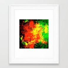 Nebular  Framed Art Print