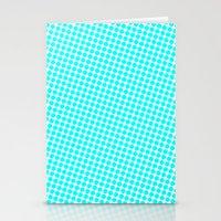 BLUE DOT Stationery Cards