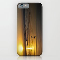 Sunset over the Pacific iPhone 6 Slim Case