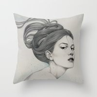 230 Throw Pillow