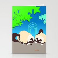 Crunch And Crumble Find … Stationery Cards