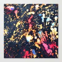 Starlicious Canvas Print
