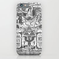 Legend of Zelda - The Three Goddesses of Hyrule Geek Line Artly iPhone 6 Slim Case
