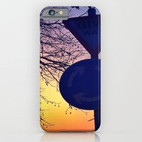 iPhone & iPod Case featuring Give Way by Efua Boakye