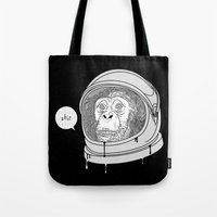 One Small Step, One Gian… Tote Bag