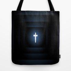 Love Peace n Sacrifice Tote Bag
