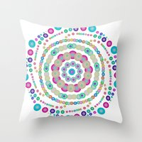 Chemistry Fun Throw Pillow