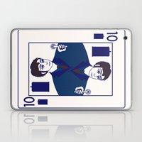 Ten Of Tardis Laptop & iPad Skin