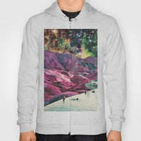 Purple Mountains Majesty Hoody