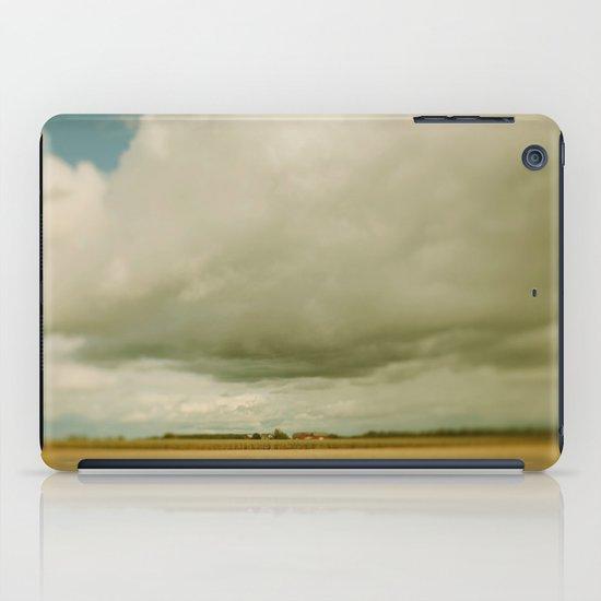 Flatlands  iPad Case