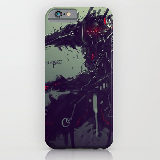 "Judgement Day ""Solaris"" iPhone & iPod Case"