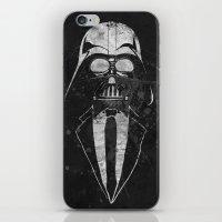 Darth Vader Gentleman iPhone & iPod Skin