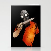 Knives Out Stationery Cards