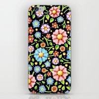Ditsy Millefiori Pattern iPhone & iPod Skin