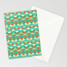 diamonds & dots Stationery Cards