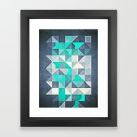 SLYTE Framed Art Print