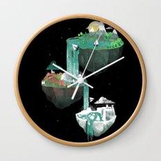 Well Seasoned Wall Clock