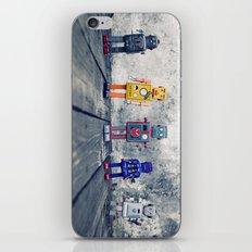 Identity Parade iPhone & iPod Skin